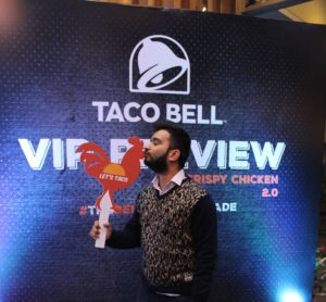 Product Launch- Taco Bell