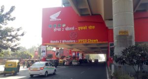 Semi-Naming Rights- Honda Iffco chowk